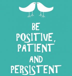 Be positive image